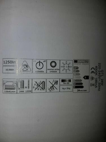 120 Watt Halogen Leuchtmittel Ersatzstab Ersatz für Halogenstab RS7 24 Watt