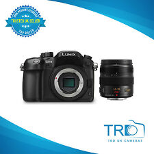 Panasonic Lumix DMC-GH4 Camera Body With 12-35mm f/2.8 Lens + 3 Year Warranty