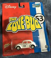 Johnny Lightning Herbie the Love Bug Hollywood On Wheels Limited Edition