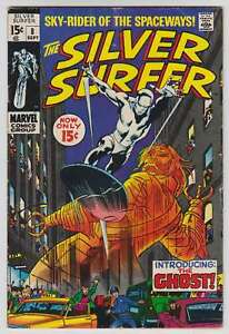 L5787: Silver Surfer #8, Vol 1, Fine Condition