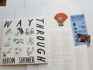 WAY THROUGH - Arrow Shower LO-FI ALT ROCK INDIE GARAGE (LP) Upset! The Rhythm