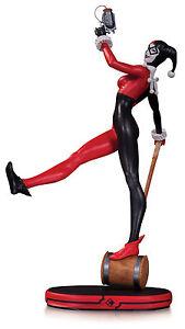 Batman Statue Harley Quinn Comics Fille de la couverture 28 cm