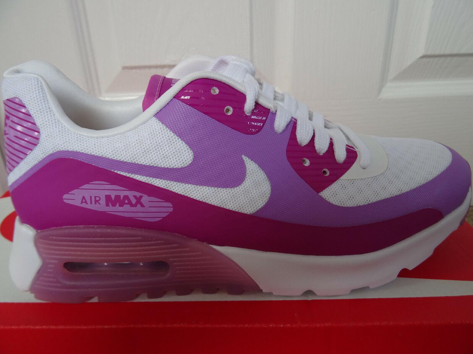 Nike Air Max 90 Ultra BR Entrenadores Para Para Para Mujer 725061 102 UK 4.5 EU 38 nos 7 Nuevo + Caja 6d843c