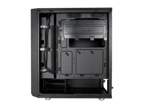 Fractal Design Meshify C Black ATX High-Airflow Compact Mid Tower Computer Case