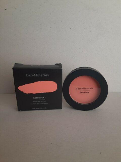 bareMinerals Gen Nude Patent Lip Lacquer - IRL 0.12 oz