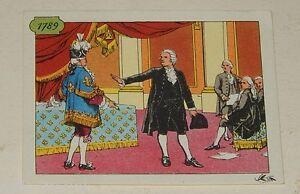 Ancienne-Image-du-type-Bon-Point-1789-HISTOIRE-de-FRANCE-Editeur-OLIVIER