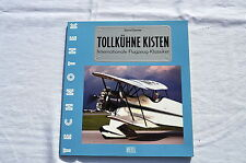Buch Tollkühne Kisten Int.Flugzeug Klassiker David Davies Technothek