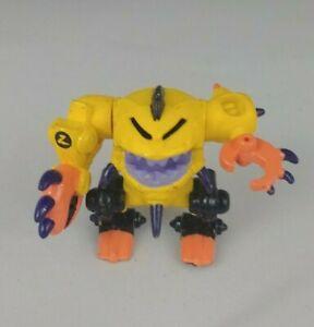 Vintage 1993 Z-bots Micro Machines Munchor Figure Galoob
