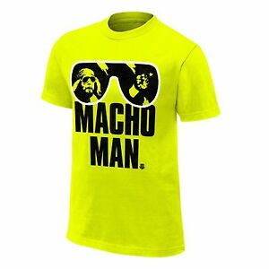 Official WWE Authentic Macho Man Randy Savage Signature Vintage Collection