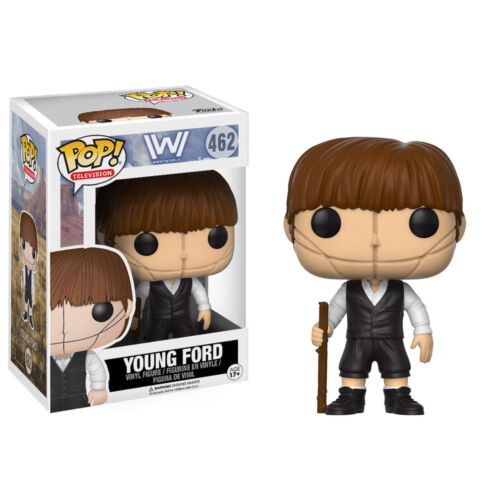 Television New YOUNG FORD Westworld Series 1 Vinyl Figure Funko POP