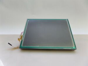 Sharp-LQ080V3DG01-LCD-Panel-with-Touch-Screen