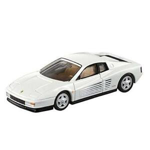 Takara Tomy Tomica Premium 06 Ferrari Testarossa White New Japan