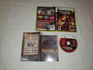 jeu microsoft xbox 360 occasion GEARS OF WAR 2