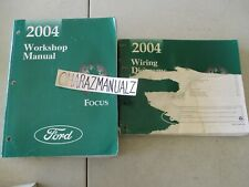 2004 Chrysler Pt Cruiser Wiring Diagrams Service Manual Oem Ebay