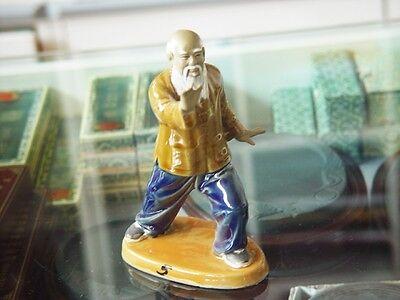Other Combat Sport Supplies Statuetta Taiji Kung Fu Stile Tai Chi Ying Yang Cinese Style Figurine Wing Tsun