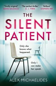 NEW-The-Silent-Patient-by-Alex-Michaelides-Paperback-Free-Shipping