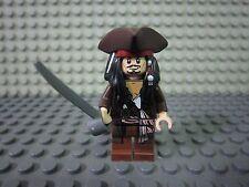 LEGO Pirates Of The Caribbean - Jack Sparow w/Sword Minifigure Only - 4193 -