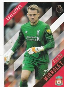 2017-18-Topps-Premier-League-or-Football-Cartes-a-Collectionner-68-Simon