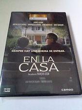 "DVD ""EN LA CASA"" COMO NUEVO FRANÇOIS OZON FABRICE LUCHINI EMMANUELLE SEIGNER"