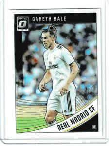 2019 Panini Donruss Soccer Gareth Bale (Real Madrid) OPTIC #25