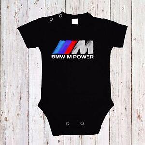 BABY BODY BMW SCRAT ICE AGE FUN AUTO CAR LANGARM//KURZARM WHITE