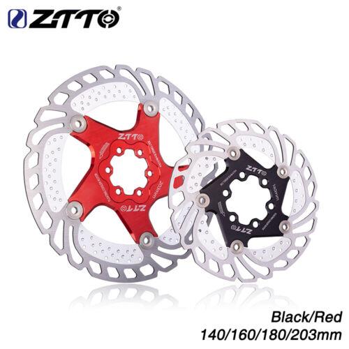 ZTTO Bicycle Brake Disc Floating Rotor MTB Gravel Road Bike 203//180//160//140mm