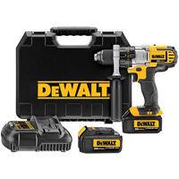 Dewalt DCD980M2  Drill Driver Kit 20 V 3 Speed 0-575 RPM Ratcheting Li-Ion
