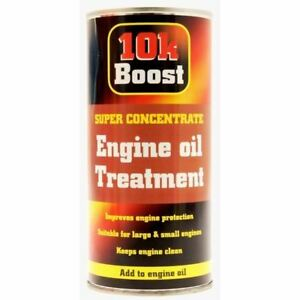 Details about 10K BOOST OIL ADDITIVE ENGINE OIL TREATMENT - 300ML 1431A  GENUINE TOP QUALITY