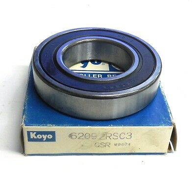 Koyo 6403ZZ Deep Groove Radial Ball Bearing 17x62x17 mm Lot of 5 pcs