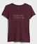 NWT-Banana-Republic-Women-Crew-Neck-Logo-Tee-Short-Sleeve-T-Shirt-S-M-L-XL thumbnail 9