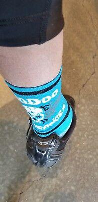 Free Shipping 3 Pack Team Voodoo Endurance Custom Cycling Socks By Sock Guys