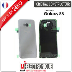 Vitre-arriere-Silver-Arctic-Silver-Original-Samsung-Galaxy-S8-G950