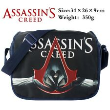 Anime Assassin Creed Messenger Bag School Shoulder Bag  SchoolBags