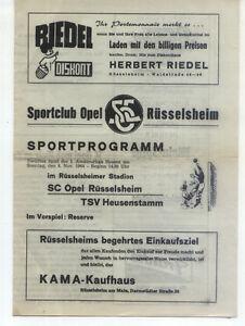 Amateurliga-Hessen-1964-65-SC-Opel-06-Ruesselsheim-TSV-Heusenstamm-08-11-1964