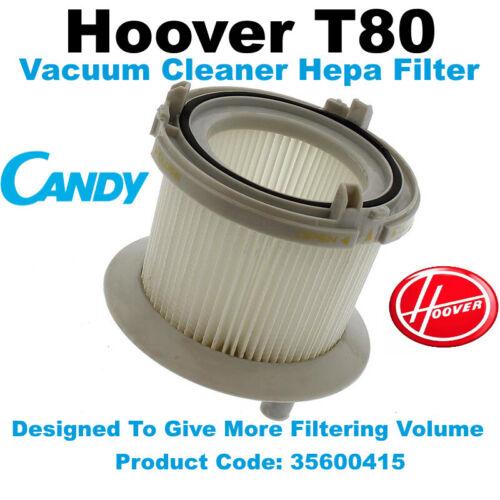 Hoover TC1162 011 TC11640111600W T80 Hoover Alyx Aspirateur Filtre HEPA