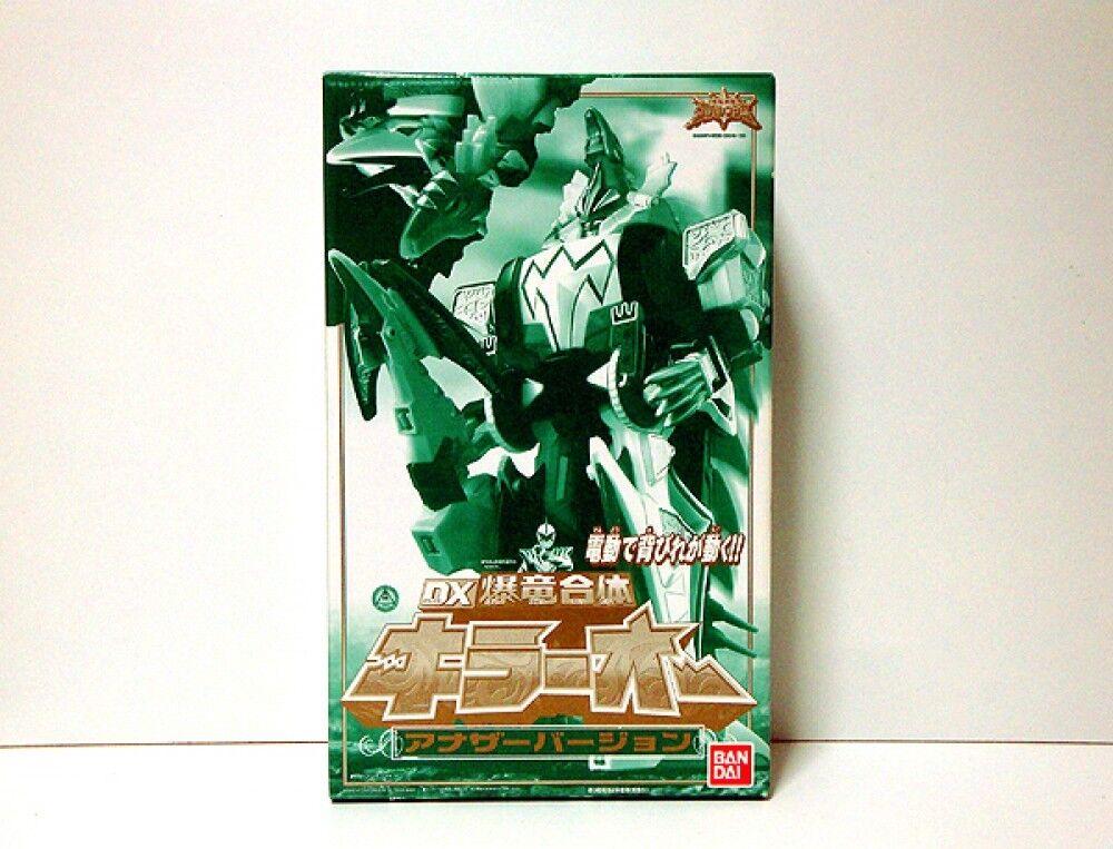 Power Rangers Dino Trueno Abaranger DX Bakuryuu Gattai asesino-Oh otro ver.