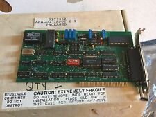 USED SCITEX 0116825 PC BOARD ANALOG INPUT CARD,AA