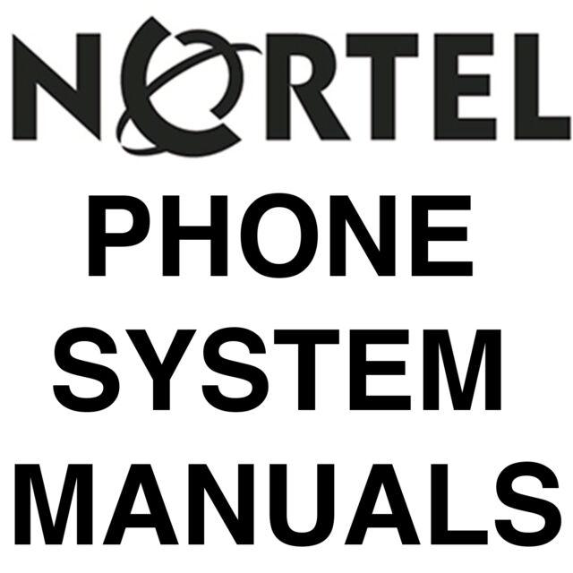 biggest norstar nortel manuals phone system manual manuals dvd set rh ebay com nortel norstar compact ics phone system manual nortel norstar compact ics phone system manual
