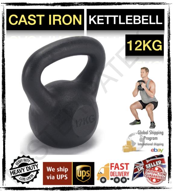 Men's Health Cast Iron Kettlebell 12kg Weight </div>                             </div>               </div>       <div class=