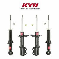 Toyota Corolla 1.8l 03-08 Suspension Kit Front + Rear Shocks Struts Kyb Excel-g