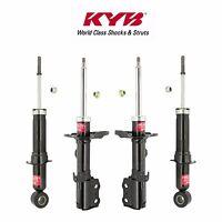 Toyota Corolla 1.8l 03-08 Suspension Kit Front + Rear Shocks Struts Kyb Excel-g