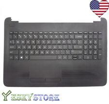 Palmrest TouchPad and Keyboard 855027-DB1 Genuine HP 15-AY 15-BA Series EN//FR