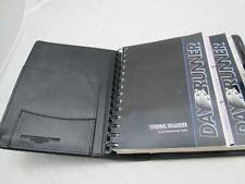 Day Runner Compact Planner Organizer Agenda Binder 75 X 65 Index