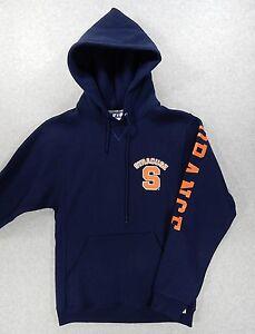 Details About Syracuse Orange Football Basketball Hoodie Sweatshirt Adult Small