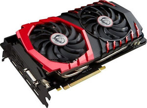 Grafikkarte-PCI-Express-MSI-NVIDIA-Geforce-GTX-1070-Gaming-X-8G-8GB-GDDR5-RAM
