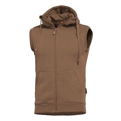 Pentagon Mens Thespis Sweater Vest Coyote