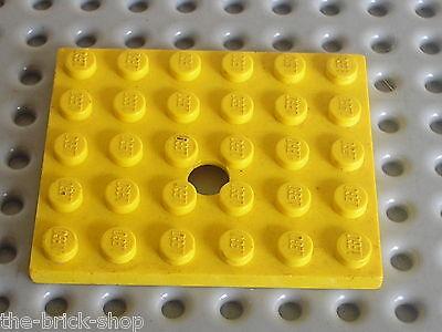 Lego System Bau Platte  5 x6 mit Loch 1 Stück 333 381 376 310 371 335 Auswahl 47