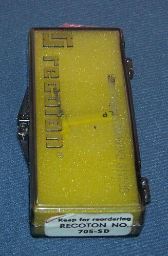 Recoton 705SD JUKEBOX NEEDLE for Wurlitzer Series 30 31 3300 EPS-13 813-DS77