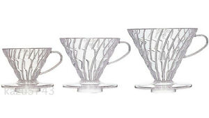 Hario-V60-Coffee-Dripper-Clear-Drip-01-02-03-VD-01T-VD-02T-VD-03T-from-JAPAN