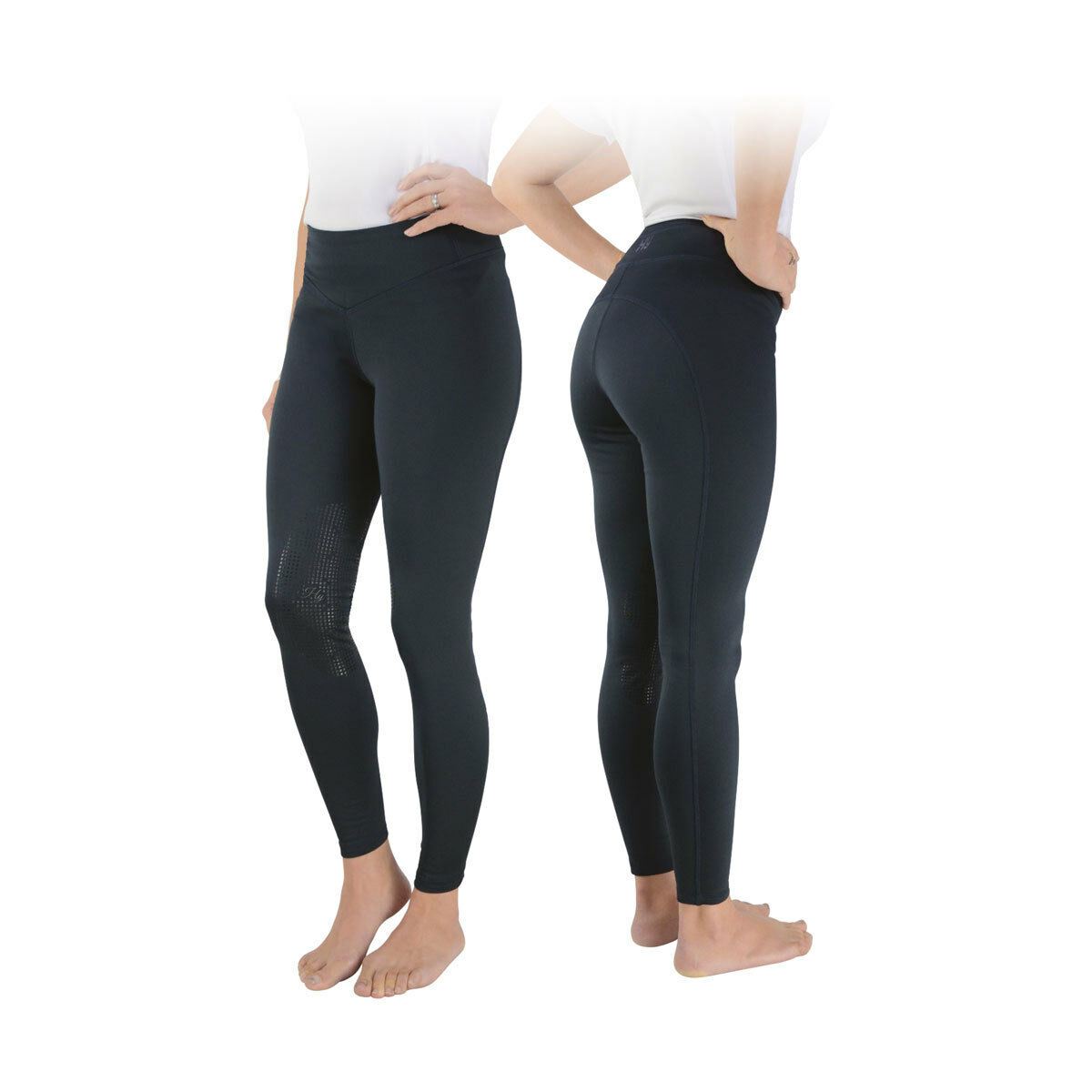 Hy PERFORMANCE Ladies Oslo Fleece Lined  Everyday Softshell Riding Tights XS-XL  professional integrated online shopping mall